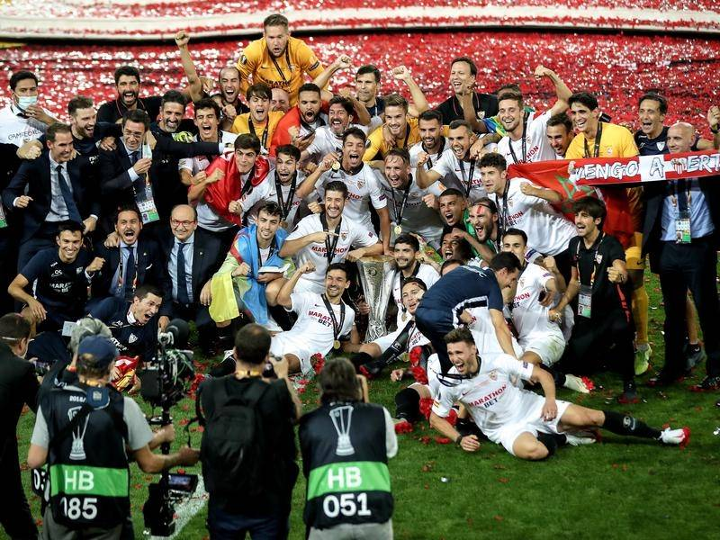 Sevilla The Kings Of Uefa S Europa League The Canberra Times Canberra Act