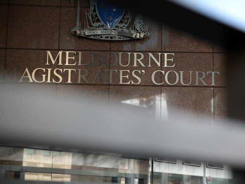 A driver faces trial accused of dragging a man under his car then leaving him to die in Melbourne.
