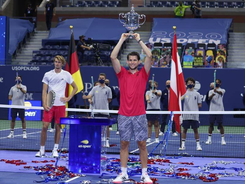 No.2 seed Thiem wins unique US Open   The Canberra Times   Canberra, ACT