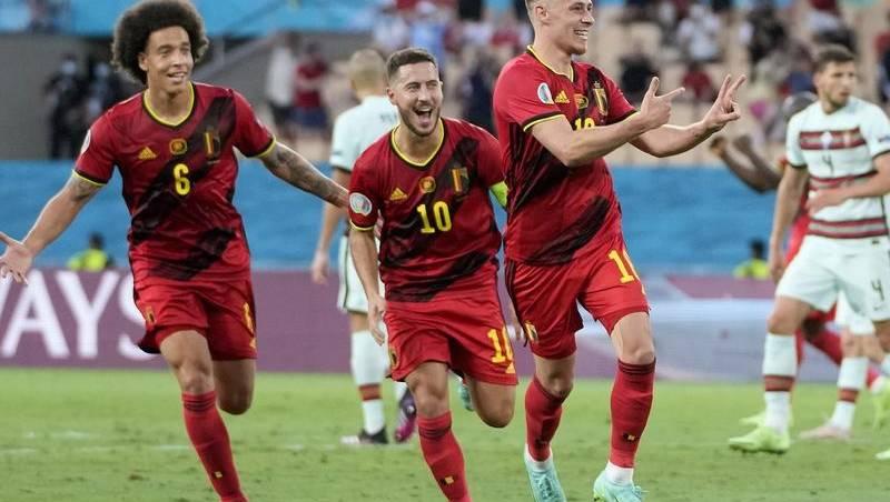 Belgium keep high in newest FIFA rankings