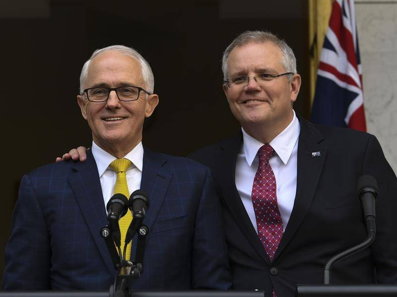 Malcolm Turnbull doesn't believe the Scott Morrison-led coalition deserved to win the 2019 election.