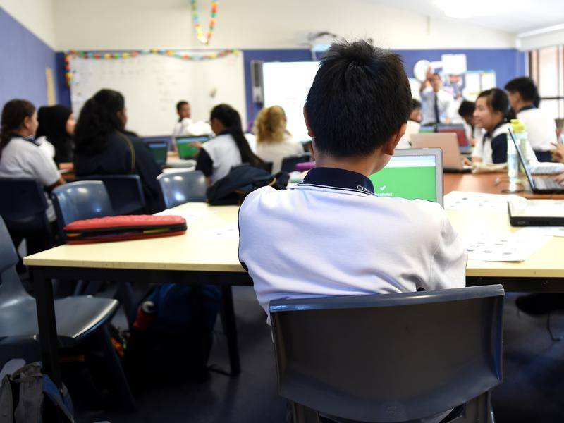 A new report says NSW teachers deserve a pay rise of up to 15 per cent.