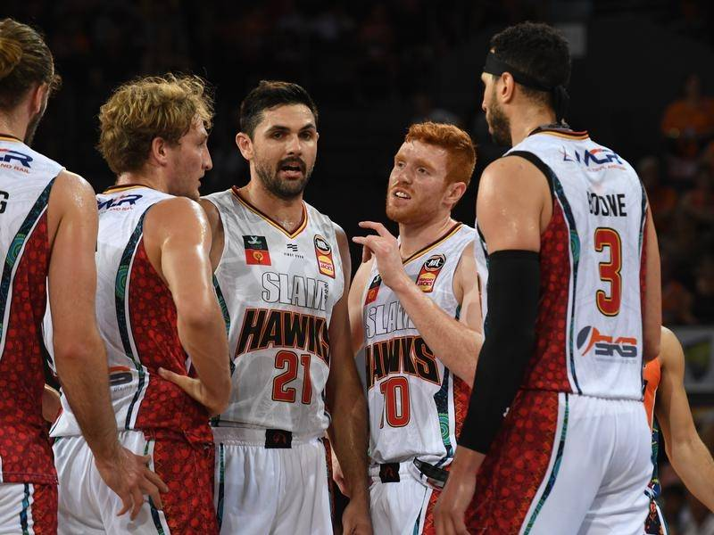 The NBL is poised to take over running the Illawarra Hawks as ownership of the club is in doubt.
