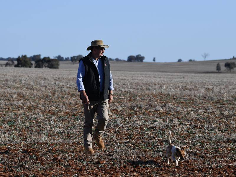 The coalition's $5 billion Future Drought Fund looks set to pass the Senate.