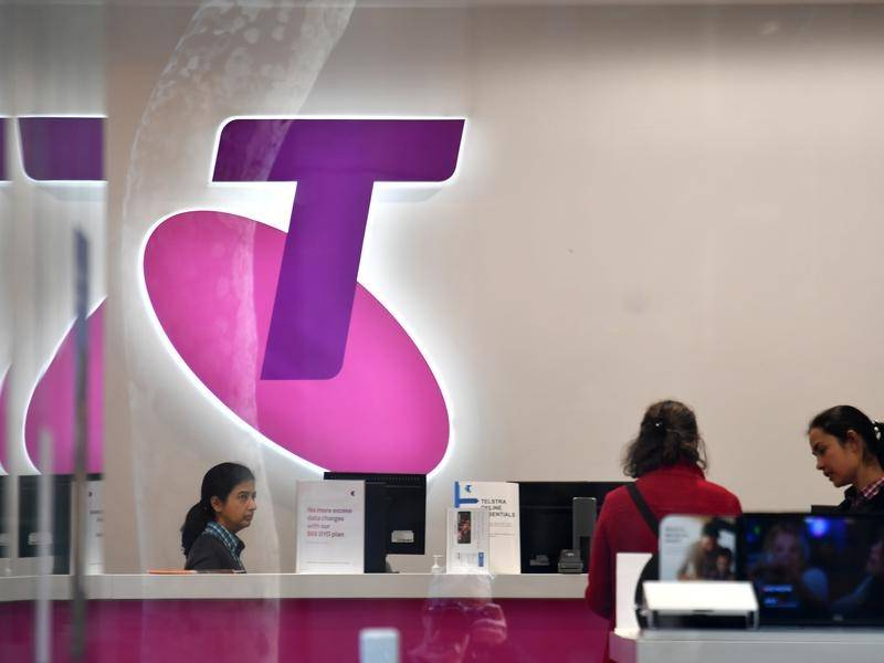 Telstra says a denial of service attack on its servers has led to widespread internet outages.
