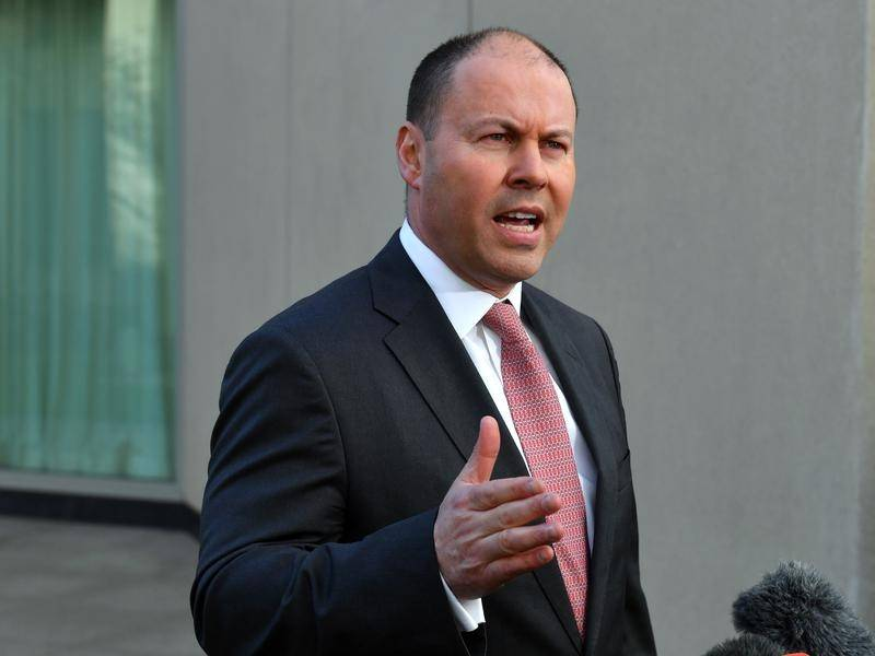 Federal Treasurer Josh Frydenberg has announced government-guaranteed loans up to $1 million.