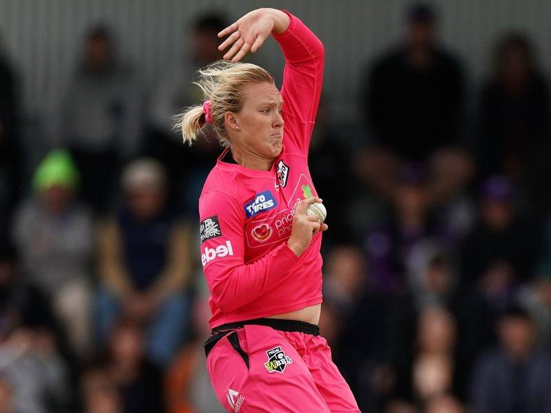 The Sydney Sixers were fined $25,000 for not properly registering Hayley Silver-Holmes in the WBBL.