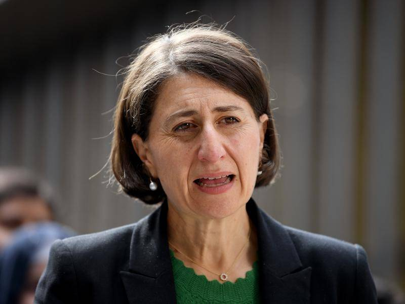 Gladys Berejiklian says a man who lives in Sydney's east has been diagnosed with COVID-19.