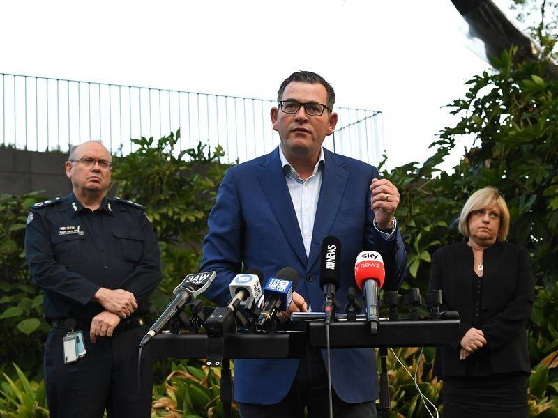Premier Daniel Andrews confirmed Victoria's borders with NSW and SA will remain open.