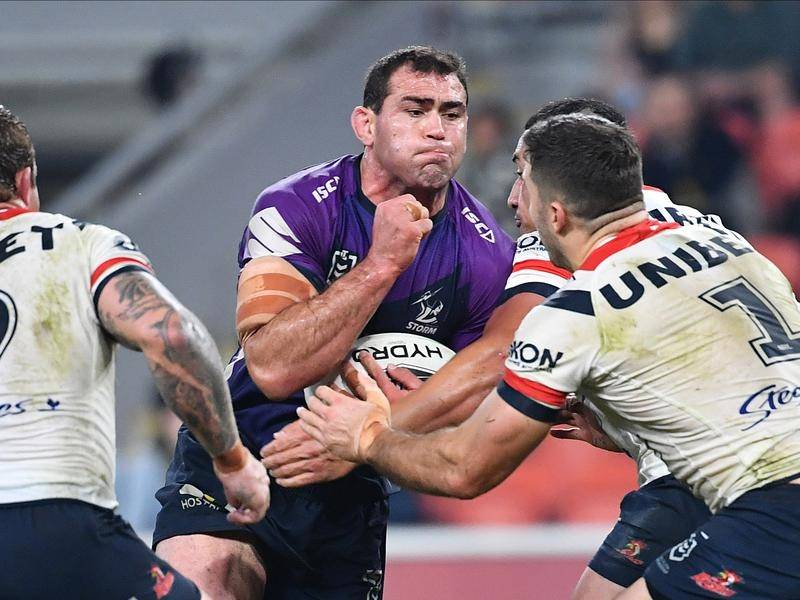 Melbourne's Dale Finucane will play in his sixth NRL grand final when the Storm meet Penrith.