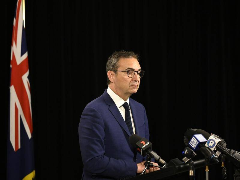 South Australia recorded just one new COVID-19 case but Premier Steven Marshall still urges caution.