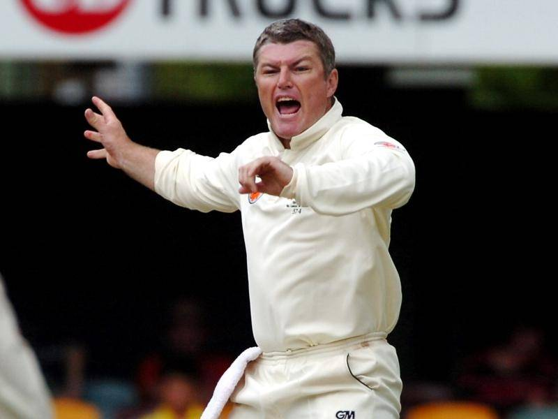 Ex-Test cricketer Stuart MacGill has been named as the victim of an alleged kidnapping attempt.