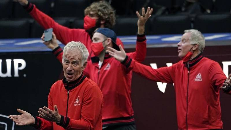 Team Europe take 3-1 Laver Cup lead - The Canberra Times