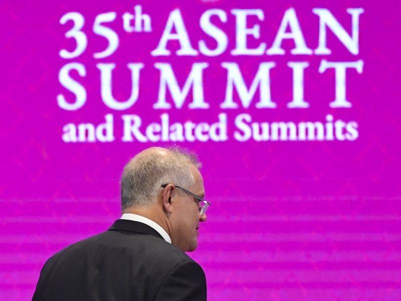Scott Morrison says ASEAN is vitally important as the region deals with the challenges of COVID-19.