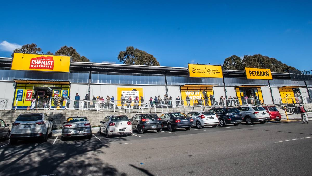 ChooseCBR vouchers demand surges in Canberra after relaunch – The Canberra Times