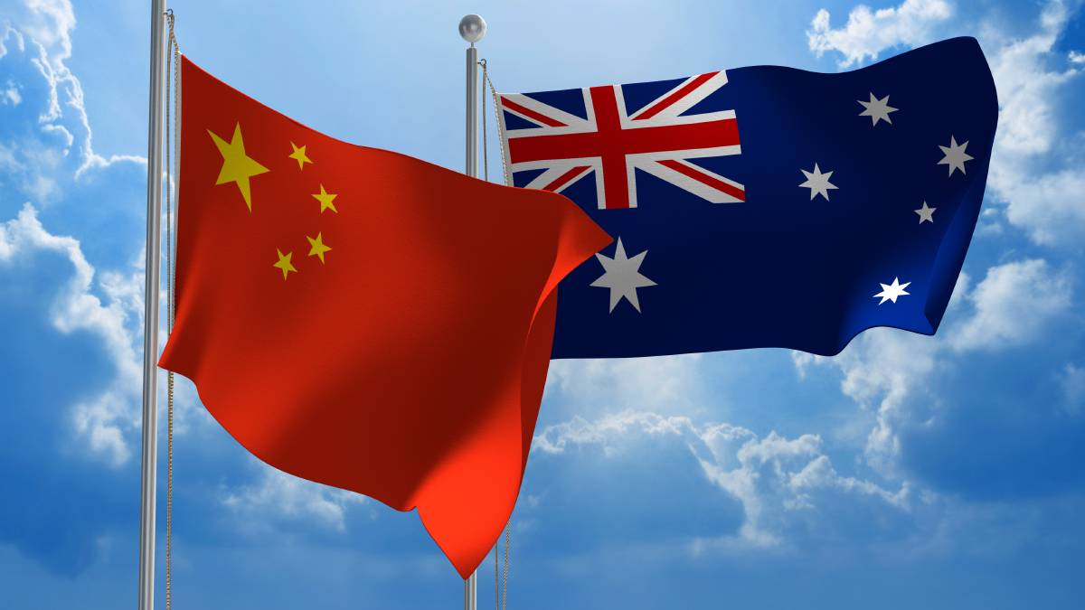 If this was a marriage, Australia would be packing its bags while telling China everything was fine. Picture: Shutterstock