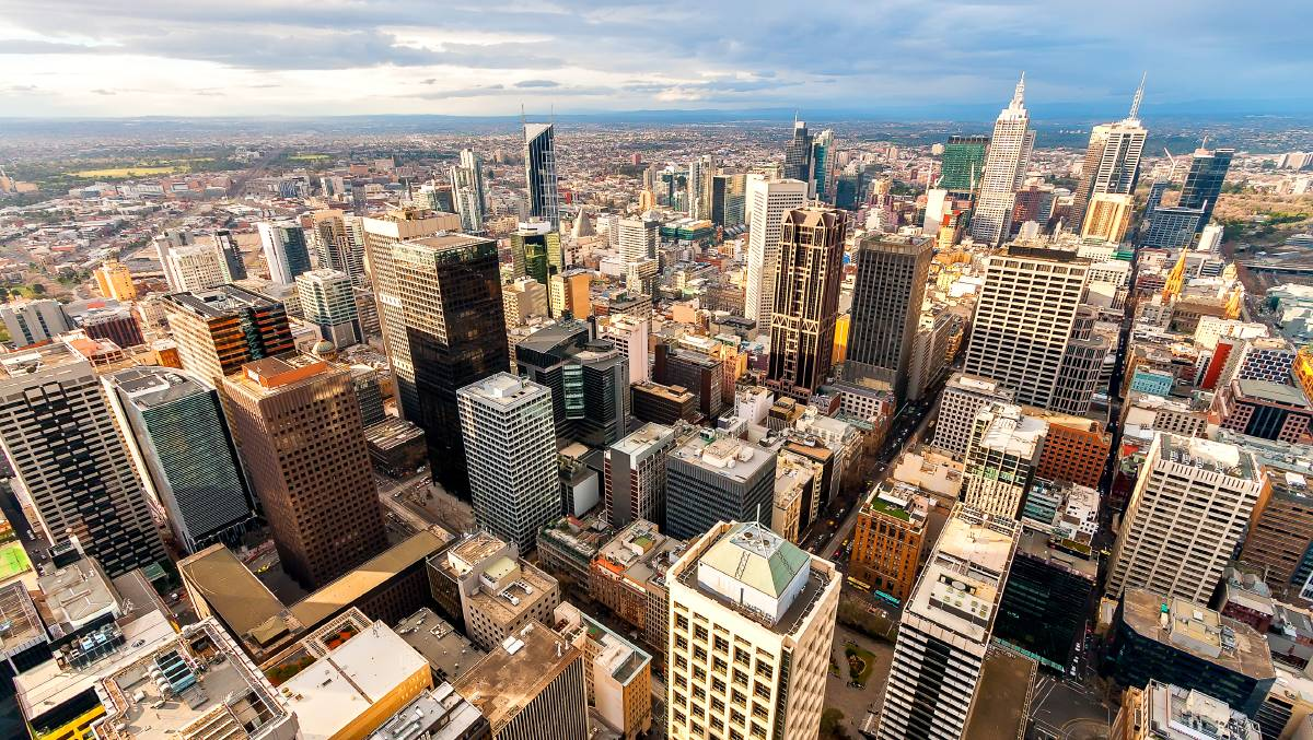 More than half the world's population lives in urban environments - and that percentage is set to rise to 70 per cent by 2050. Picture: Shutterstock