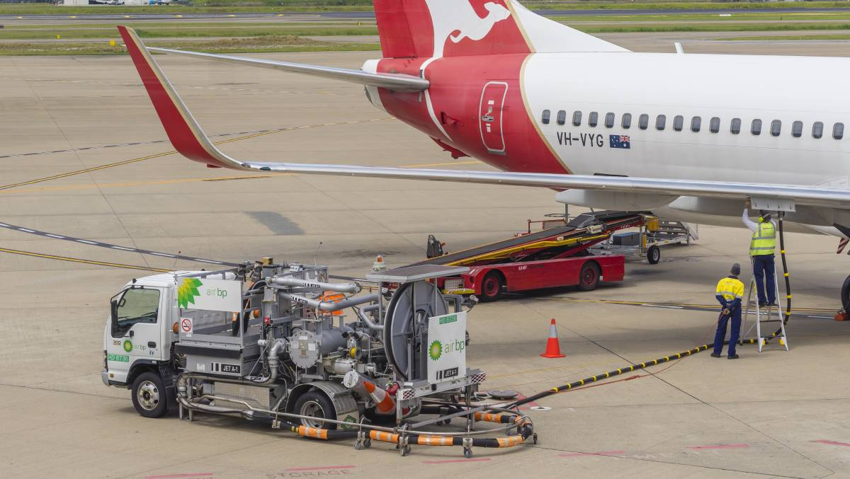 Two-thirds of Qantas' workforce has been stood down due to COVID-19. Picture: Shutterstock