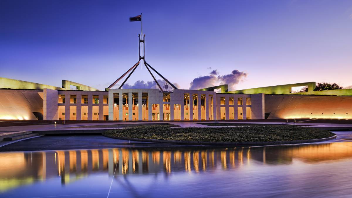 Parliament House should be somewhere women want to work. Picture: Shutterstock