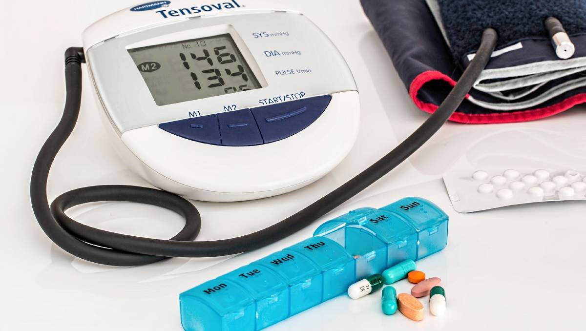 Blood pressure pills are best taken at bedtime, say researchers